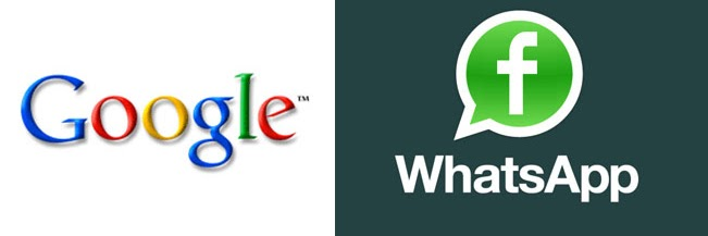 Satu Miliar Pengguna Gmail dan WhatsApp