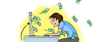ربح أول 100 دولار من الانترنت في السعودية