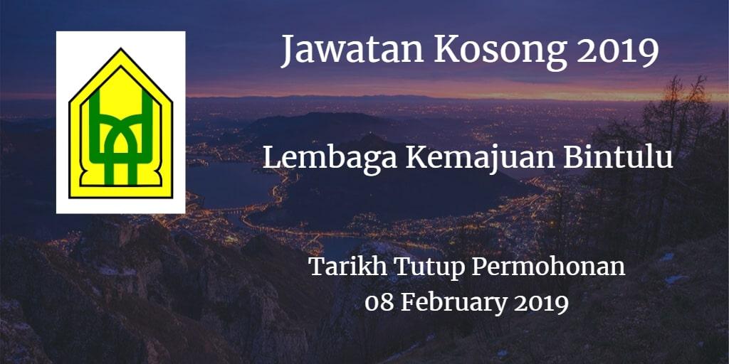 Jawatan Kosong BDA 08 February 2019