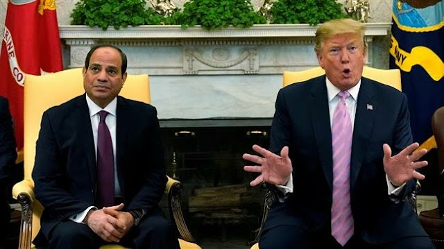 Egypt pulls out of anti-Iran alliance envisioned by the United States, allies: Reuters