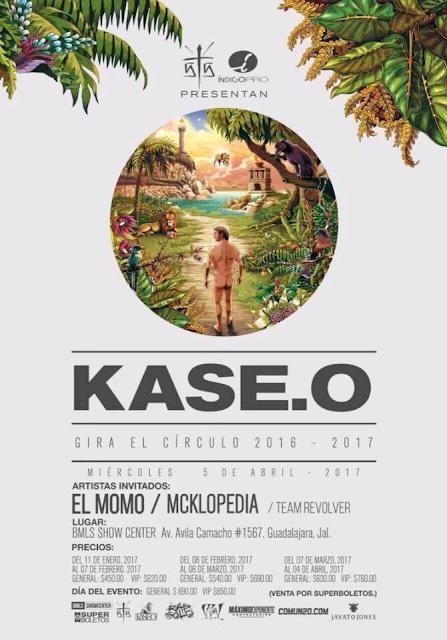 Kase. O  De regreos a Guadalajara