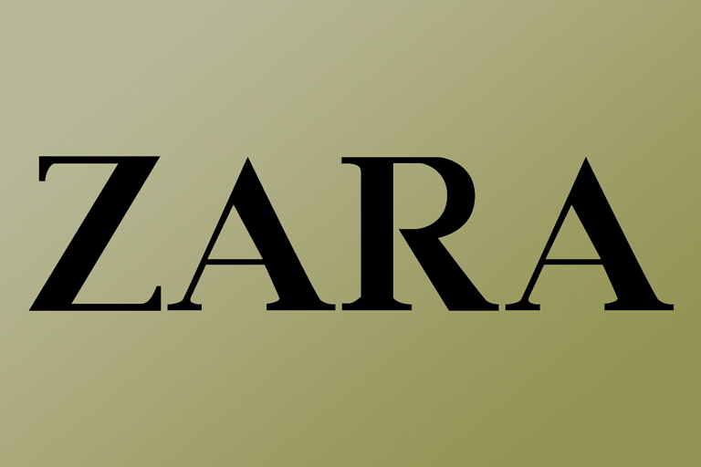 Shopping at Zara