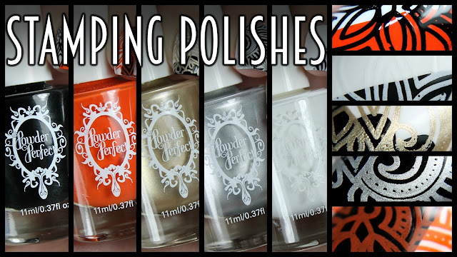 Powder Perfect Stamping Polish