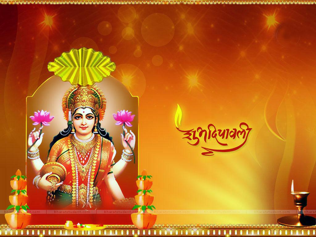 FREE God Wallpaper: Diwali Goddess Lakshmi Wallpapers