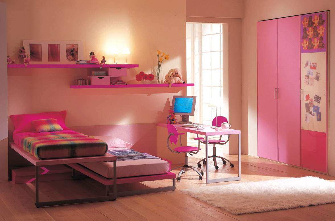Girl Room Designs