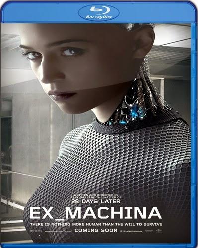 Ex Machina [2015] [BDRip] [1080p] [Latino]