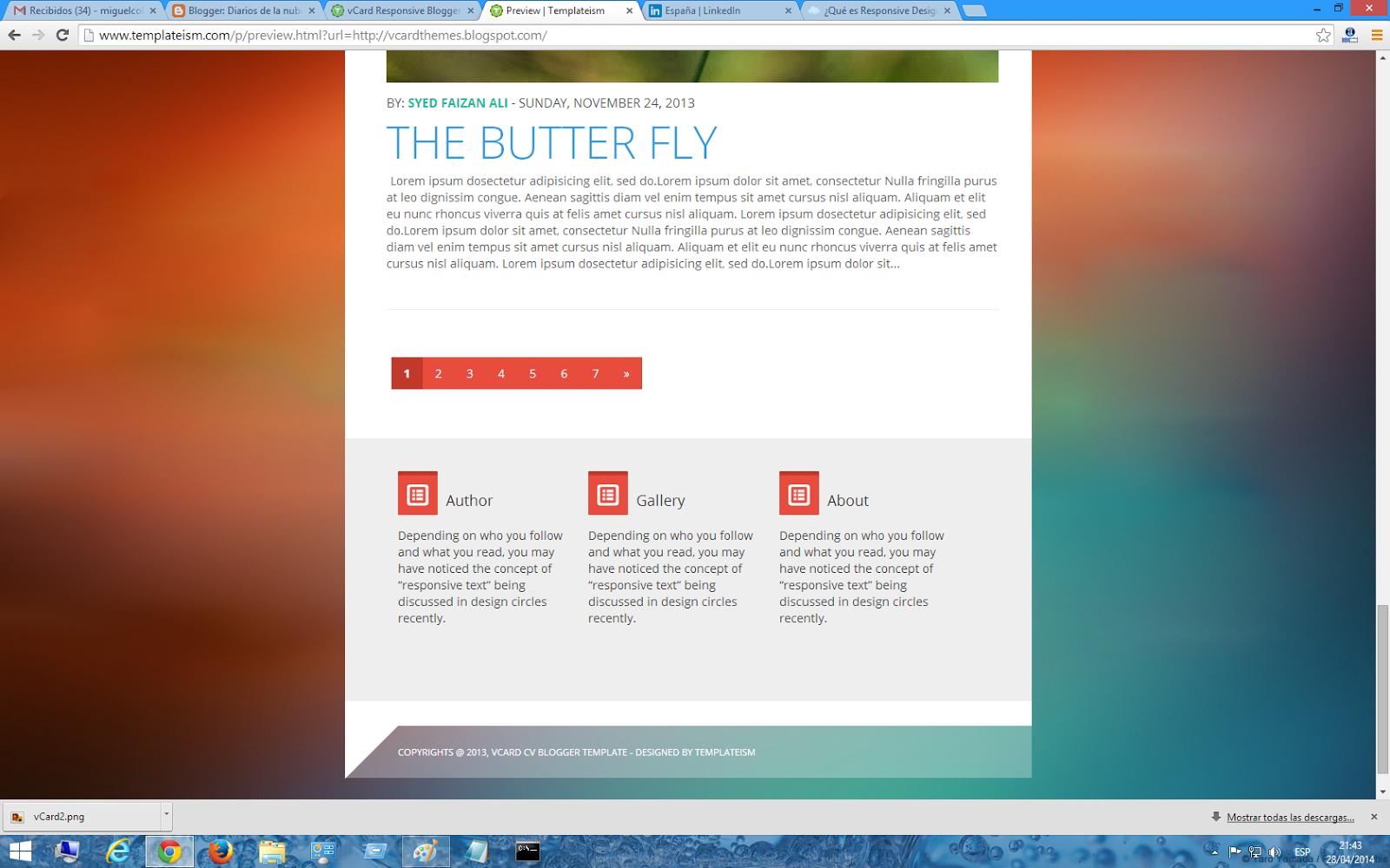 Cómo utilizar tu Blog como Currículum Vitae. Aprovecha la potencia ...