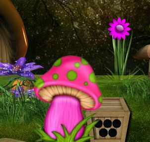 8BGames Mushroom House Es…