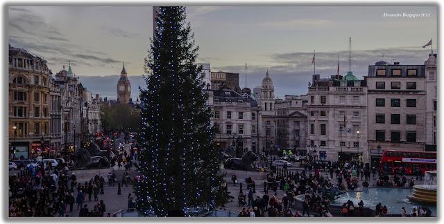 Londra - Luminarie