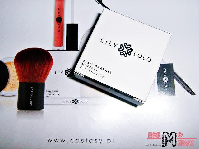 Lily Lolo Mineralne Cienie do Powiek Pixie Sparkle - Recenzja | Makijaż