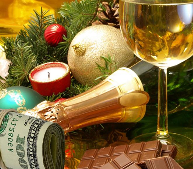 Магические ритуалы в новогоднюю ночь