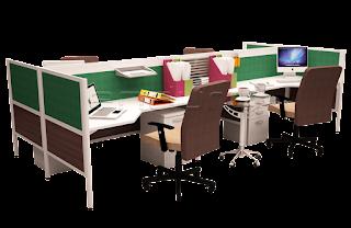 Percantik Kantor Dengan Furnitur Modern Dari Enduro