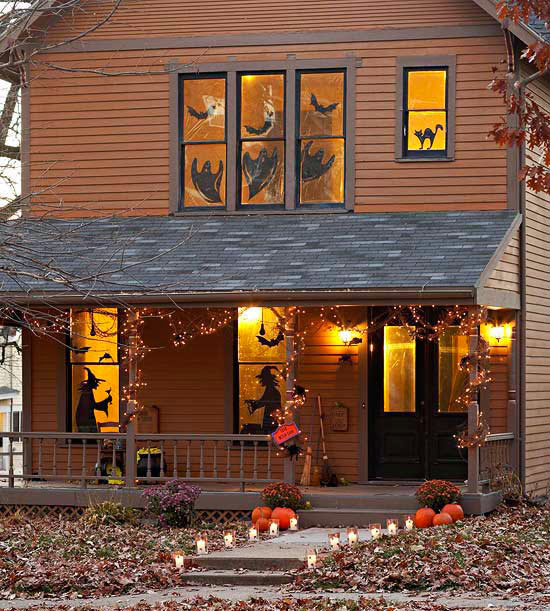 Halloween 2013 Entry Decorations Ideas