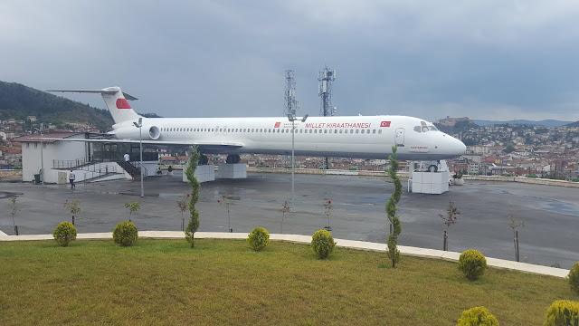 Boeing 717 Kastamonu Millet Kıraathanesi