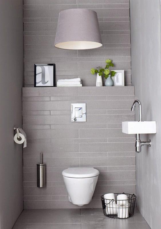 Ideas Para Decorar Baños Ceramica:20 ideas de decoración para baños modernos pequeños 2015