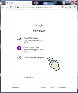 Menambahkan Akun Gmail di PC/ Laptop