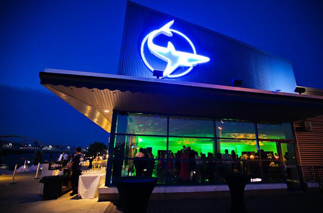 Aquarium Wedding Venues Newport Aquarium KY