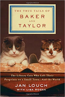 The True Tails of Baker and Taylor book cover