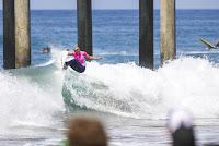 16 Sage Erickson Vans US Open of Surfing foto WSL Kenneth Morris