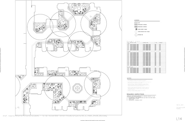 Landscape Architecture: Construction Documents in Process