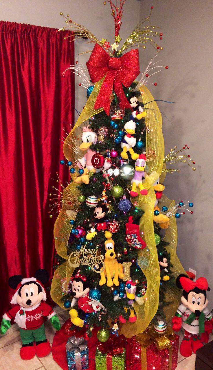 buy popular 068c1 6efef Mickey Mouse Christmas Tree | Christmas Time