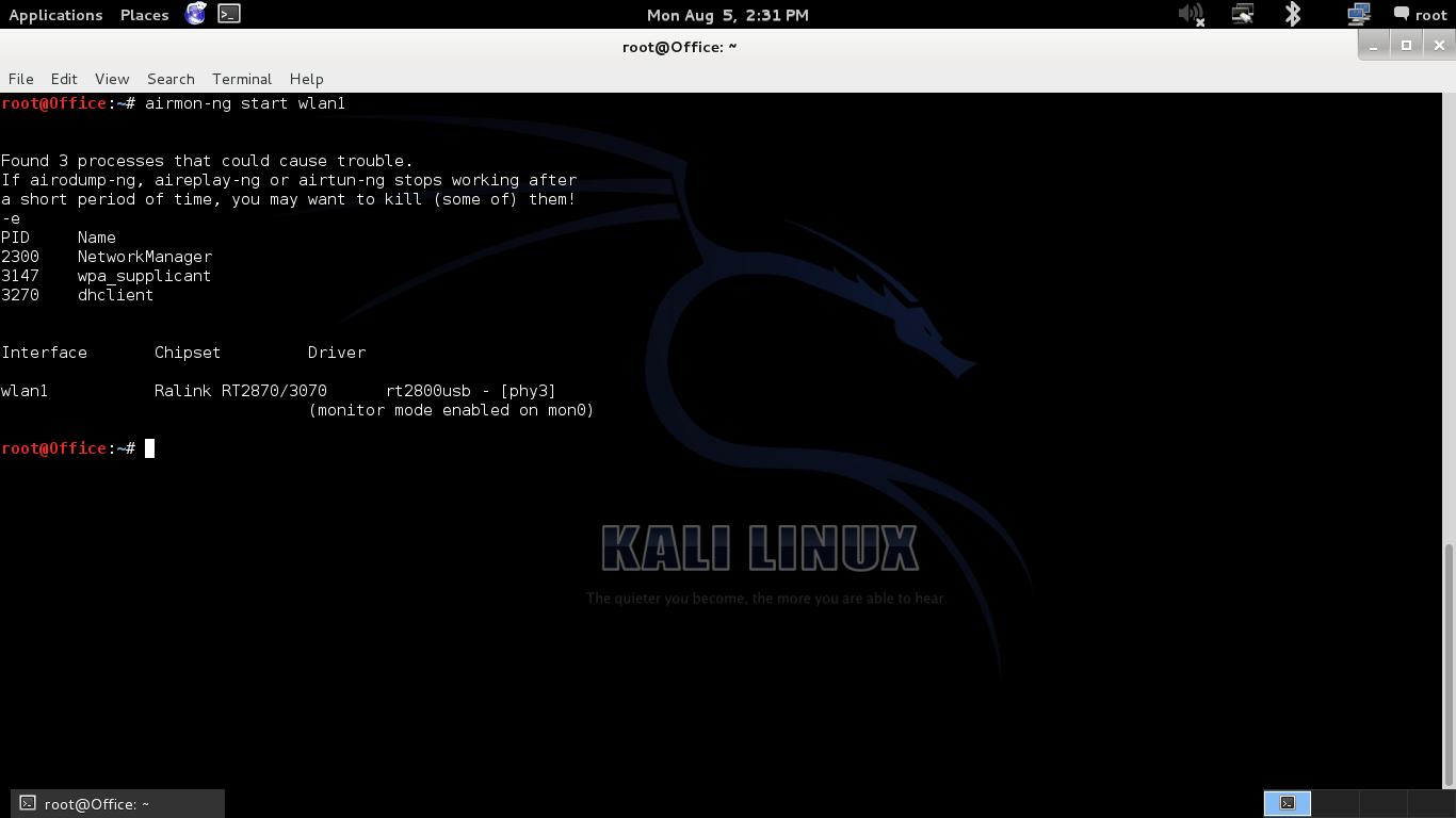 Hack WPA/WPA2 PSK Capturing the Handshake - Kali Linux Hacking Tutorials