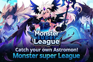 Free Download Monster Super League v1.0.17052503 Mod Apk