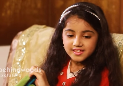 CUTE: What's Inside Theri Baby Nainika's School Bag?