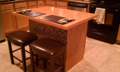 diy exciting kitchen island | for all things creative!: My DIY Kitchen Island