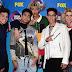PRETTYMUCH comparece ao Teen Choice Awards 2017 no Galen Center em Los Angeles, na California – 13/08/2017