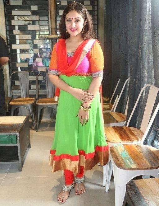 Actress SrideviVijayKumar Latest Images