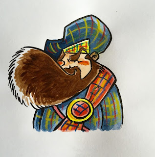 Scottish ©Guillaume Néel