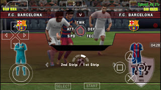 Download Pes 2017 Game PPSSPP Terbaru Full Version