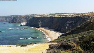 """BEACH / """"Praia"""" da Nossa Senhora, Zambujeira do Mar, Odemira , Portugal"""