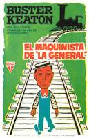 El Maquinista de La General (The General) (1926)