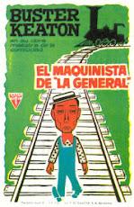 pelicula El Maquinista de La General (The General) (1926)