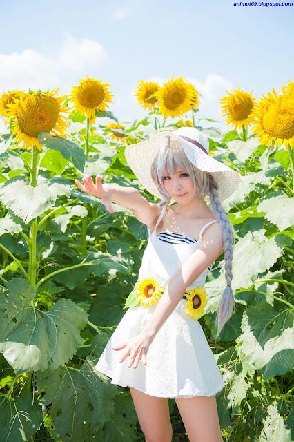 Kururu Kurasaka - Đồi hoa mặt trời