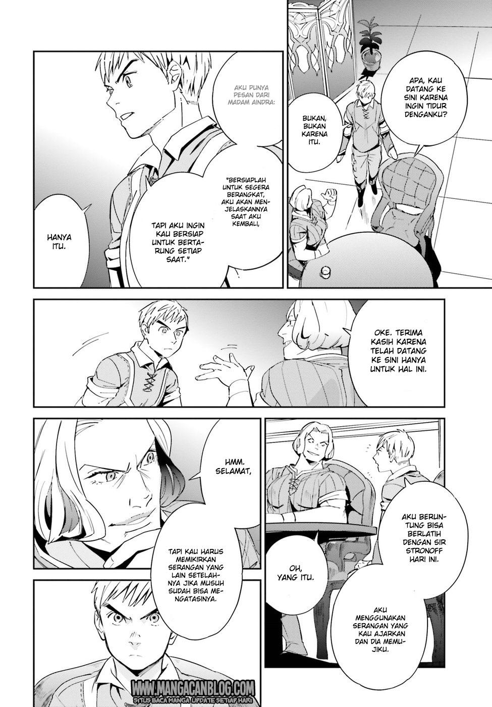 Manga Overlord chapter 30 Bahasa Indonesia