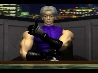Tekken 2 Lee