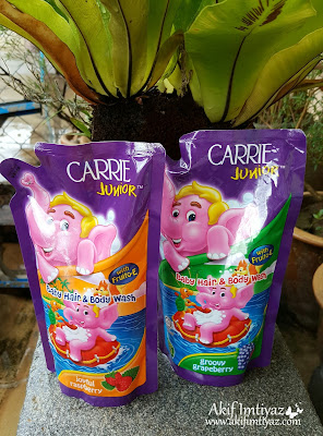 CARRIE JUNIOR Refill Packs , CARRIE JUNIOR Pek Isian Semula , Review CARRIE JUNIOR Refill Packs , CARRIE JUNIOR Baby Bath , CARRIE JUNIOR Hair And Body Wash , Produk CARRIE JUNIOR , CARRIE JUNIOR Baby Powder ,