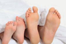 Cara menghilangkan bau kaki dengan mudah