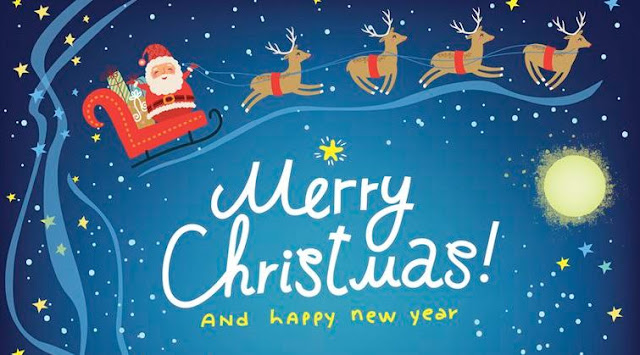 Merry Christmas and Happy New Year Wishes Pictures for Facebook Profile
