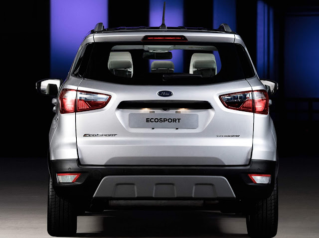 Novo Ford EcoSport 2020