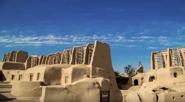 Nish Toofan โรงสีลมอายุกว่าพันปีและยังใช้งานอยู่ในปัจจุบัน