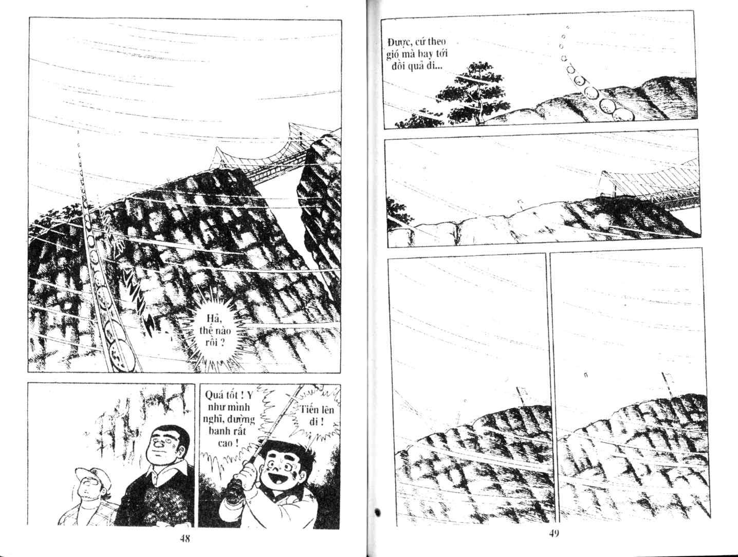 Ashita Tenki ni Naare chapter 17 trang 22