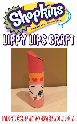 Shopkins easy crafts
