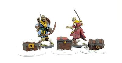 Frostgrave Soldiers Cultists Plastic
