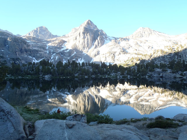 Rae Lakes Loop, King Canyon/Sequoia National Park