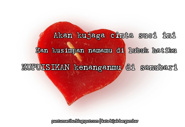 173 Kata Bijak Cinta Bertepuk Sebelah Tangan Yang ...