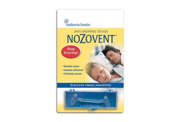NOZOVENT® Anti-Snoring Nasal Device (2 Pcs Pack)